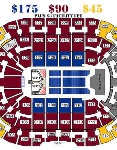 View seating chart also justin timberlake  the experience world tour quicken loans rh theqarena