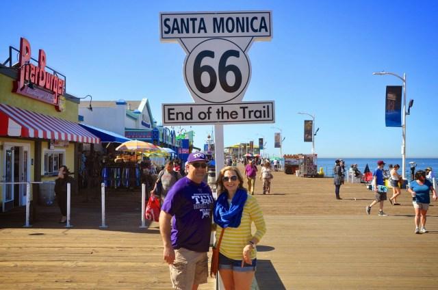 California Vacation