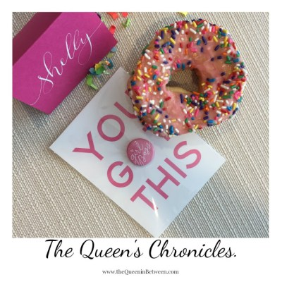 The Queen's Chronicles – The One with the Food