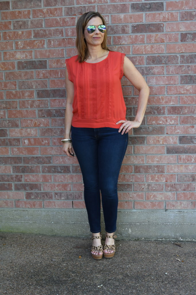 Stitch Fix Review - Dressed Up