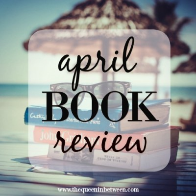 Between the Lines – April Book Review