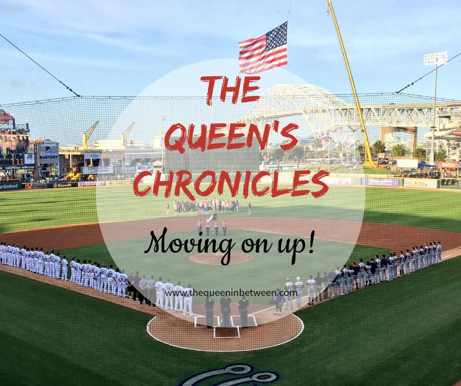 The Queen's Chronicles - The Queen in Between