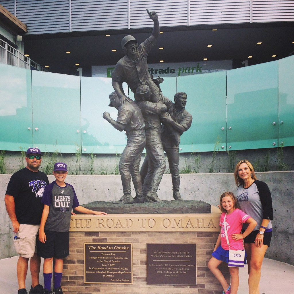 Omaha - College World Series