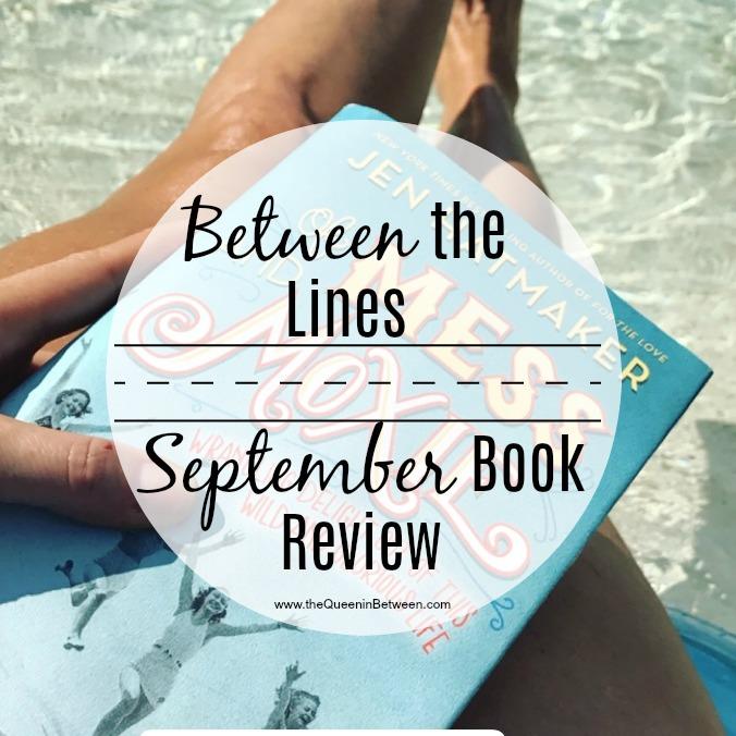 September Book Review - The Queen in Between