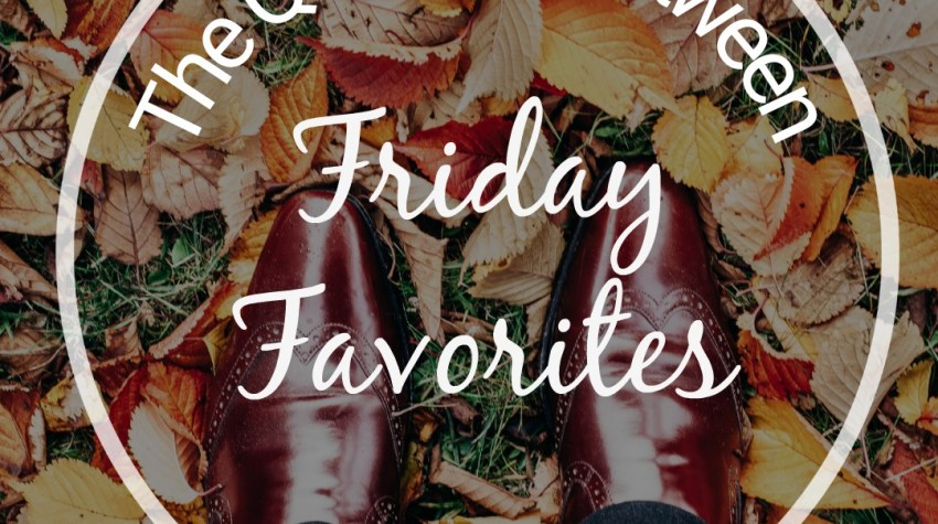 Friday Favorites – Packing