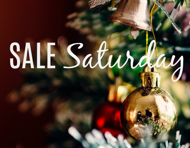 Sale Saturday – Holiday Home Stretch
