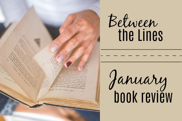 Between the Lines – January Book Review