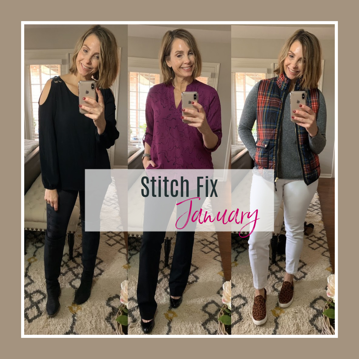 January Stitch Fix Style Six | The Queen In Between