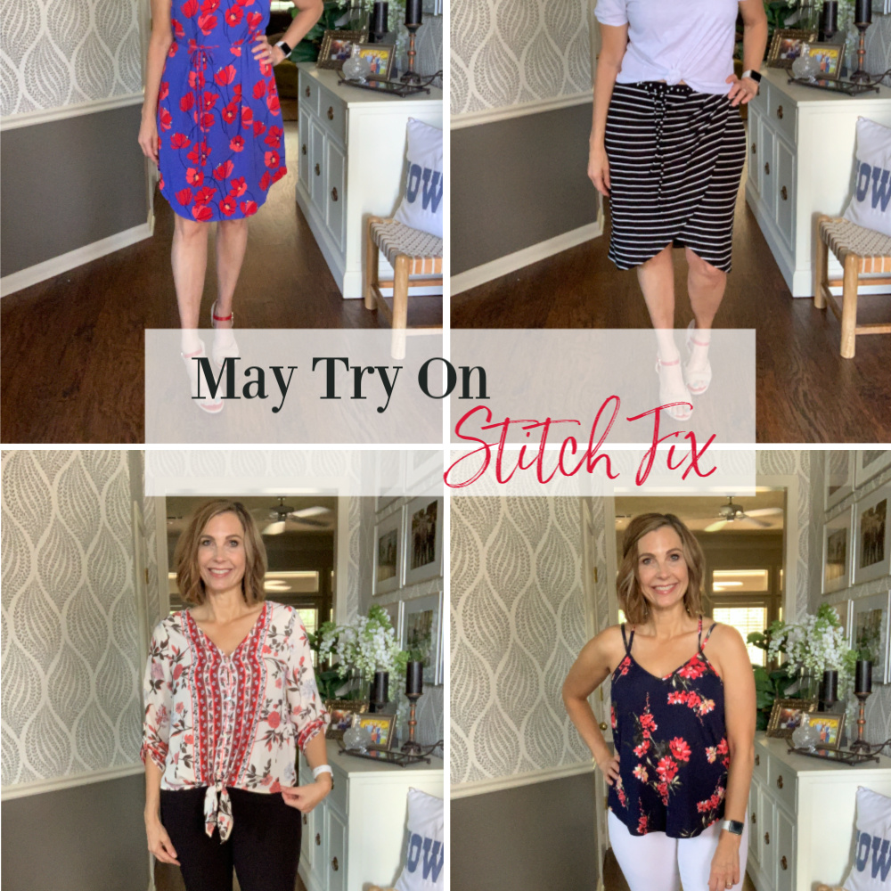 May Stitch Fix Style Six | The Queen In Between