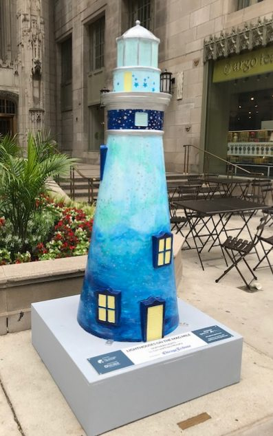Chicago Lighthouse Art