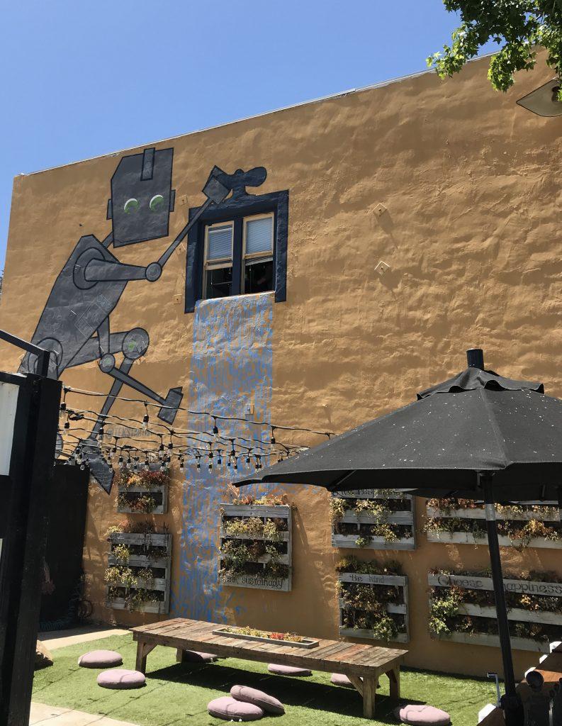 Carlsbad Mural