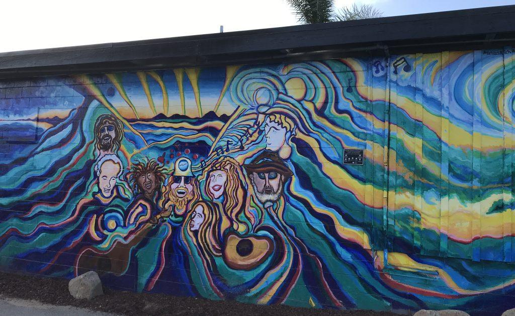 Leucadia Mural