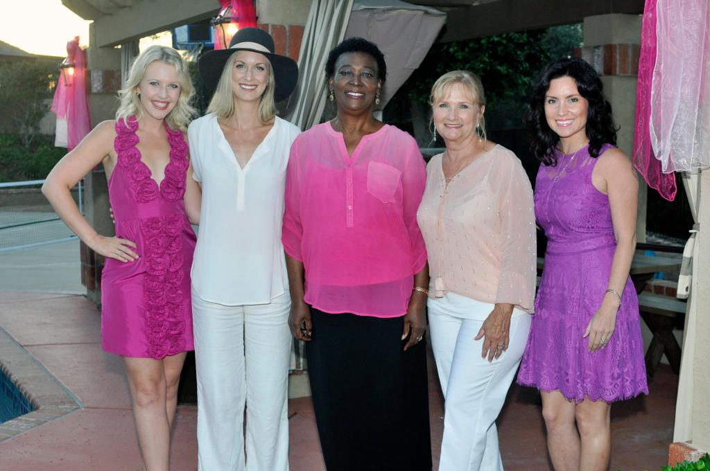 Shades of Pink California  board of directors