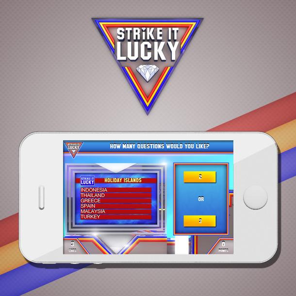 Strike It Lucky