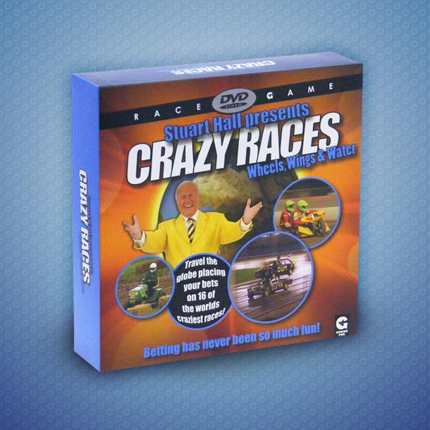 Crazy Races Quiz