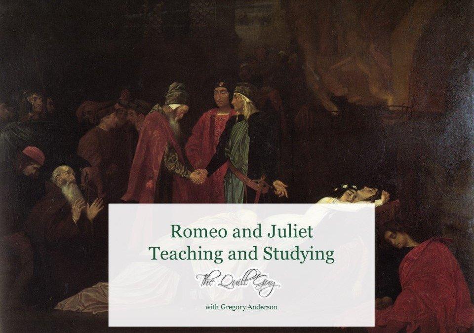 Romeo and Juliet: English Literature AQA Student Response Act 5 Scene 3