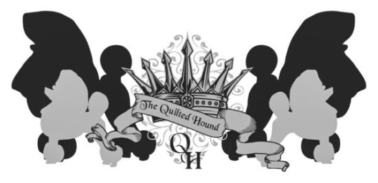 The Quilted Hound | Satin Coat Protecting Collars | for coated breeds