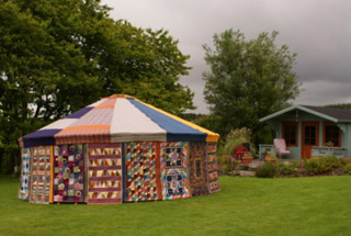 The Quilted Yurt