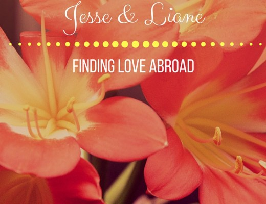 The International Couples Series features couples who have met while traveling or living abroad with someone who is not from their home country and may not even speak their native language! This interview features Jesse & Liane, one American and one Filipina. Read on to find out how they found love abroad! -- The Quirky Pineapple