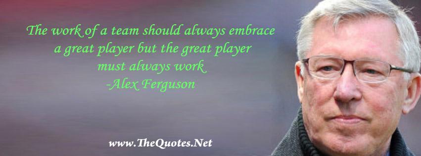 Facebook Cover Image Alex Ferguson Quotes TheQuotes Net
