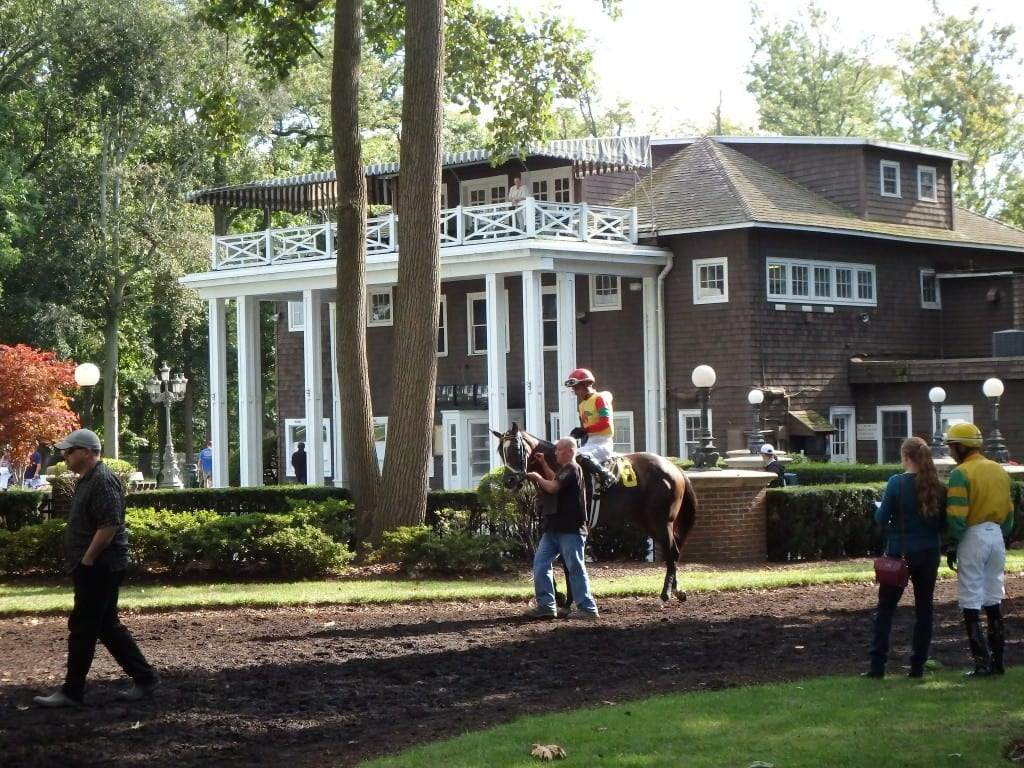 For Delaware Parks Mooney racings in his blood  The