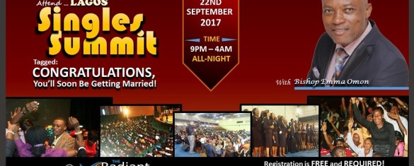 Lagos Singles Summit 2017 (FINAL PROMO)