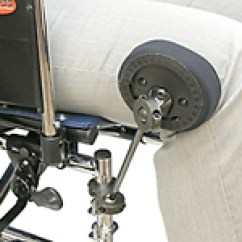 Knee Wheelchair Mission Style Chairs Positioning Products