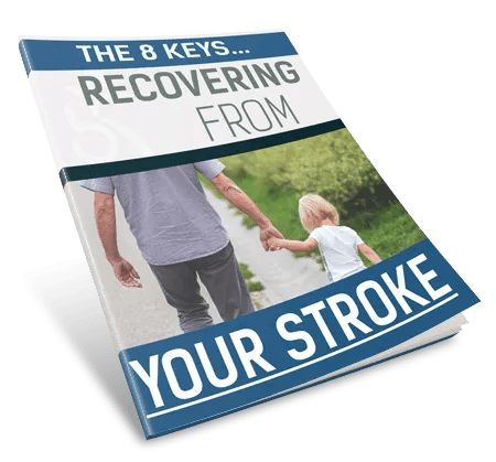 8 keys to help you recover from your stroke