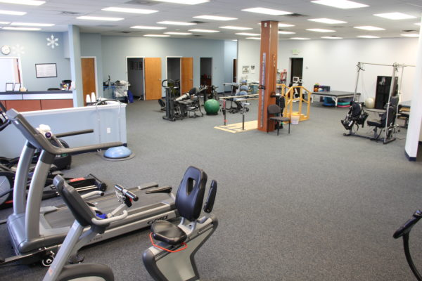 Westminster md Main Physical Therapy gym