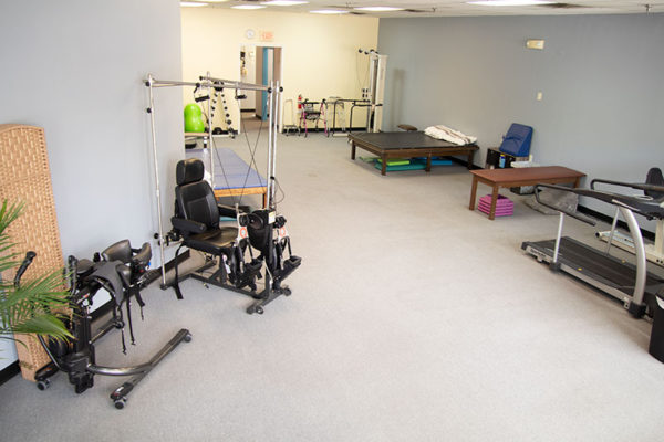 Therafit Rehab, physical therapy, Middletown, NJ, main gym