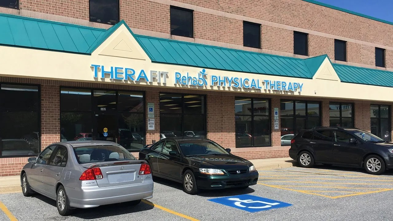 Therafit Rehab's Westminster, Maryland, location