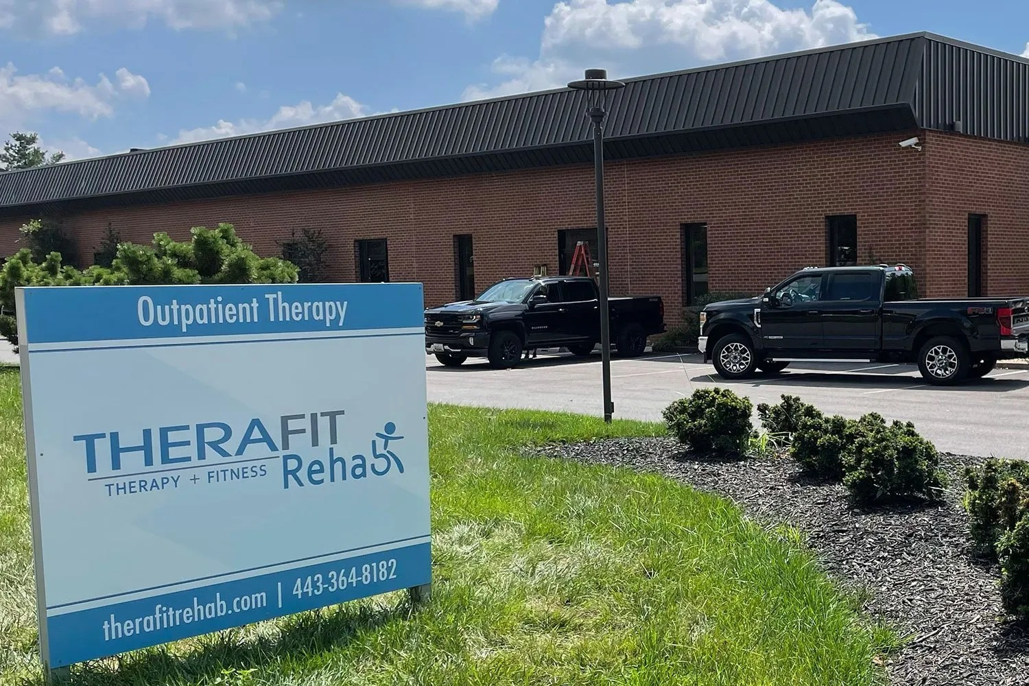 Therafit Rehab Outpatient Therapy PT, OT, and SLP in Woodlawn, MD 1500wX1000h