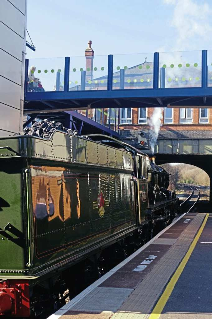 Vintage Trains plans to run 30 day tours in 2019 - The