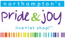 Northampton's Pride & Joy Logo