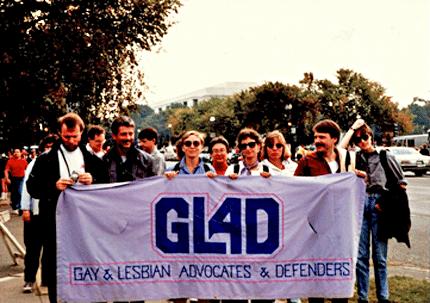 Glad Gay Lesbian