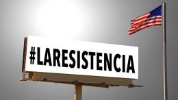 #laresistencia