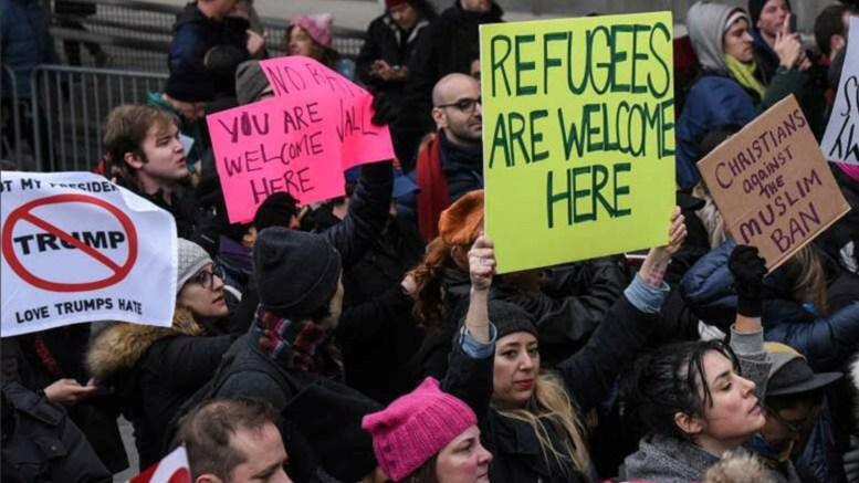 muslim ban backlash