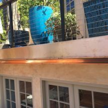 copper rain gutters los angeles ca santa monica burbank pasadena (39)