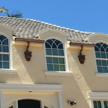 copper rain gutters los angeles ca santa monica burbank pasadena (5)