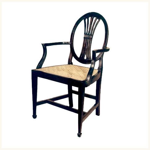 british colonial chair wheelchair cushions walgreens calcutta armchair teak dining reproduction