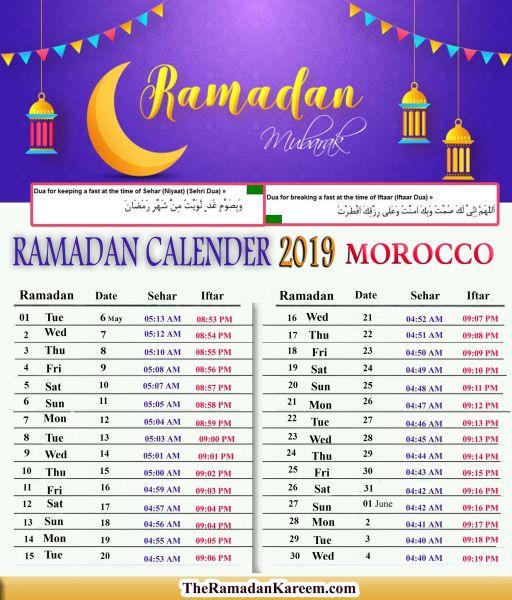 Ramadan 2019 Calendar - Latest News and Photos
