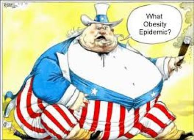 "Obesity Epidemic, photo by http://www.outsmarthormones.com/2011/04/06/epidemic/, ""The Obesity Epidemic,"" by Dr. Scott Isaacs"
