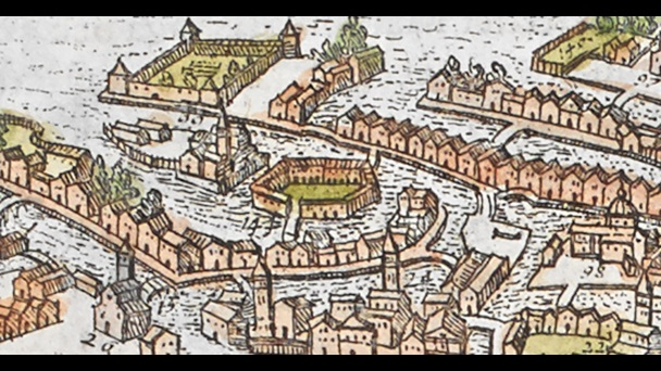 map-jewish-ghetto-venice-1516-braun-hogenberg-atlast-1600