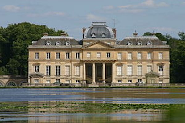 Château du Marais, castle of the marshland, Essonne 91, France, Talleyrand