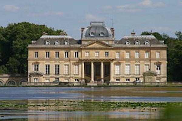 Château du Marais, castle of the marshland, Essonne 91, France, Talleyrand