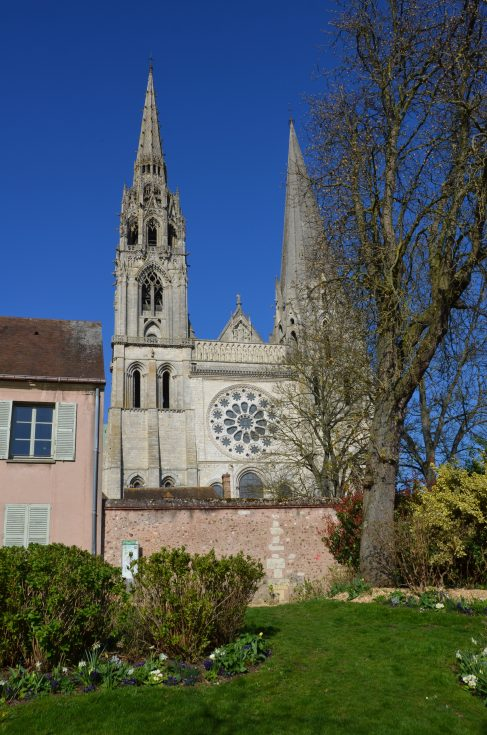 Chartres Cathedral France Gothic