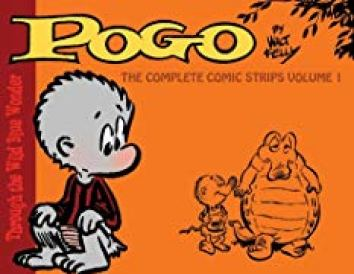 "Cover of ""Pogo: The Complete Daily & Sund..."