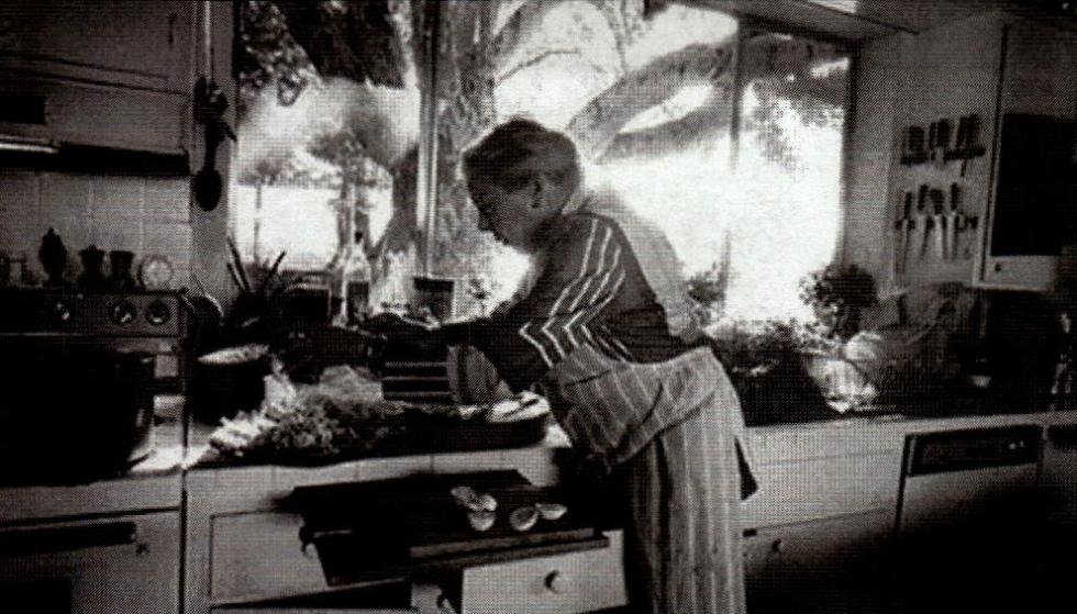 Leo Racicot MFK Fisher Cooking