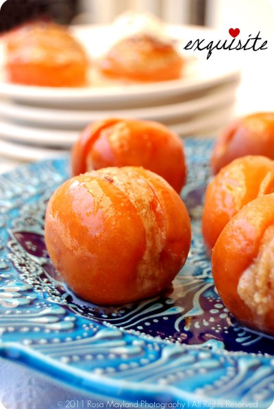 Baked Apricots 6 bis
