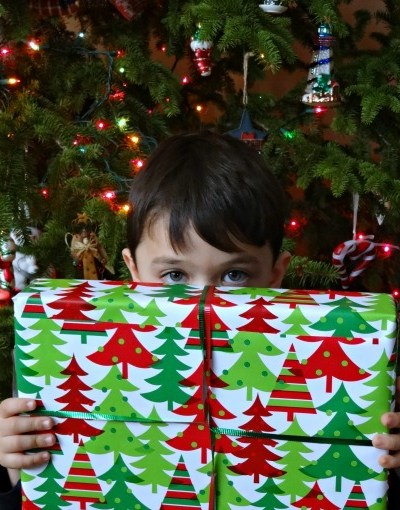 Teaching My Child to Have A Giving Heart